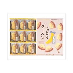 東京香蕉年輪蛋糕 9 件庄