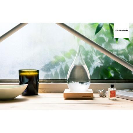 日本風 Perrocaliente Tempo Drop 天氣瓶