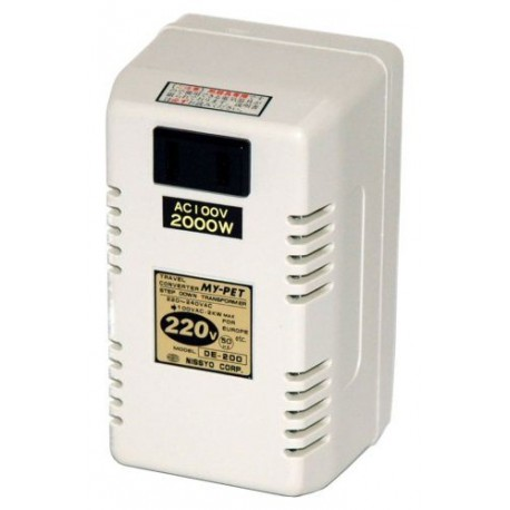 日本電器用 變壓器 大電壓 專用 240V 2000W CNA 97 用 日章工業