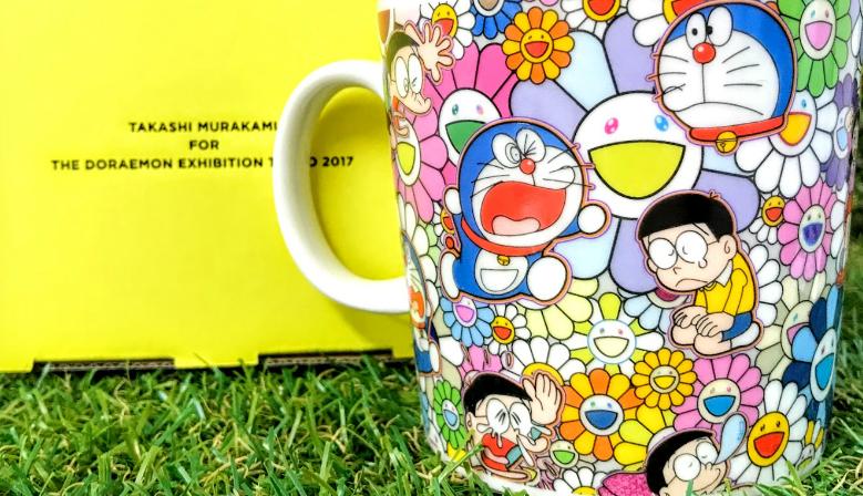 THE ドラえもん展 2017 村上隆 マグカップ コップ 箱付き